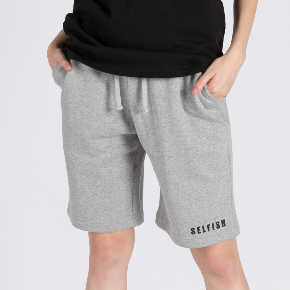LOGO PRINT BASIC SHORT PANTS (SAM3SP01)